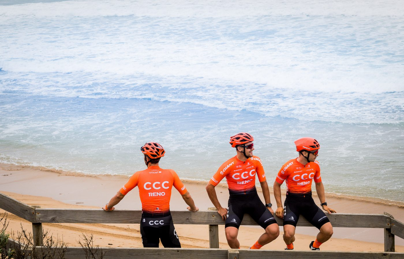 Photo Story: Our Peloton Has Arrived - Cadel Evans Great